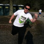 Color Mania 5K in Raleigh