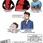 Comic-Con Nerd Stereotypes