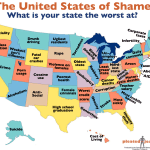 Most Screwed Up Thing By State