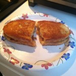 That Time I Made a Brie & Fig Spread Panini