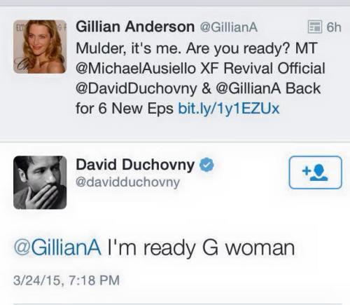 xfiles-2015return-gilliananderson-davidduchovny-tweets
