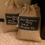 Bachelorette Care Package
