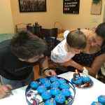 Zachary Lou Turns Two