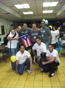 Equipo de Puerto Rico, Los Vaqueros.