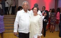 Corides Perez y Nurys Gonzalez
