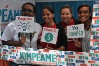 "La empresa ""startup"" Jompéame, de la egresada Adaritza Pérez, participa en Intecnología 2013."