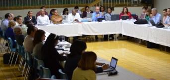 La apertura del proceso de reforma se hizo durante una sesión conjunta del Consejo Académico y Consejo Académico Ampliado.