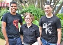 Nuevos estudiantes de Ingeniería de Software