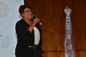Profesora Marcia Jacqueline Andújar