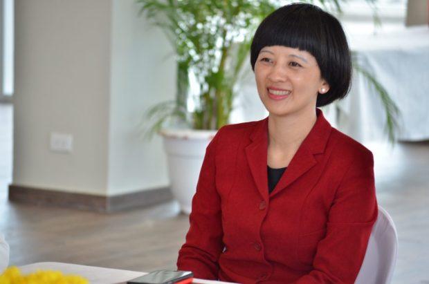 Fu Xinrong, representante de la Oficina de Desarrollo Comercial de la República Popular China en el país