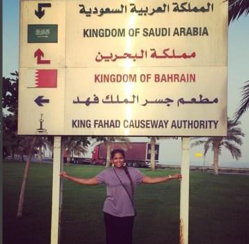Endrys en Arabia Saudita
