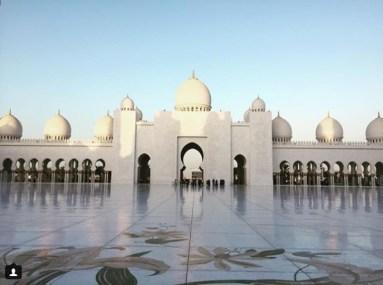 GrandMosque #AbuDhabi