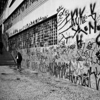 Paint it Black: South American Graffiti Gangs Go Dark.