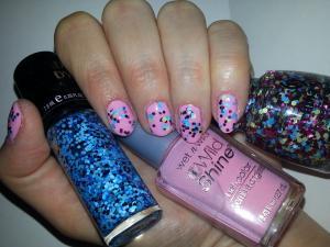 Pink Polka