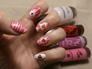 Valentine's Skittles