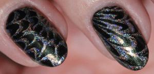 Holo-Marble Closeup