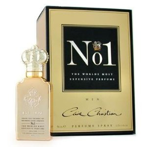 most expensive cologne for men clive no 1