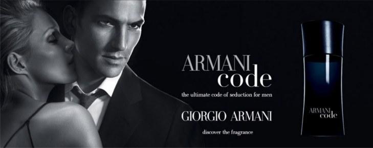 armani code most popular cologne
