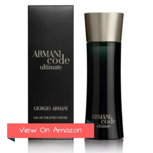 Armani code view on amz
