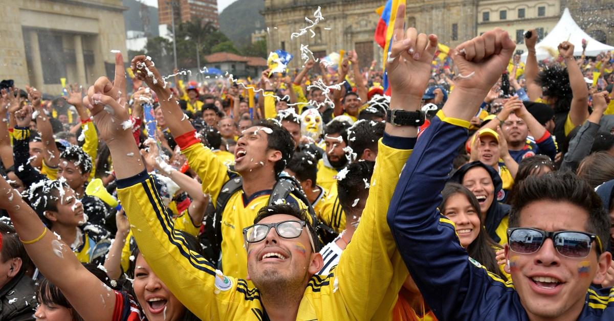 Colombia het gelukkigste land ter wereld