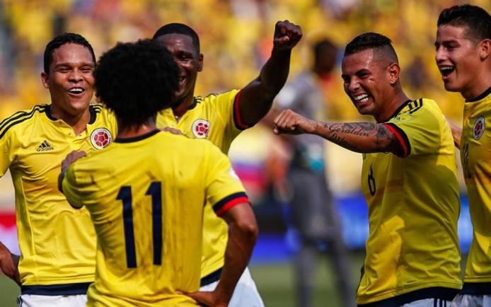 Colombia verslaat Ecuador