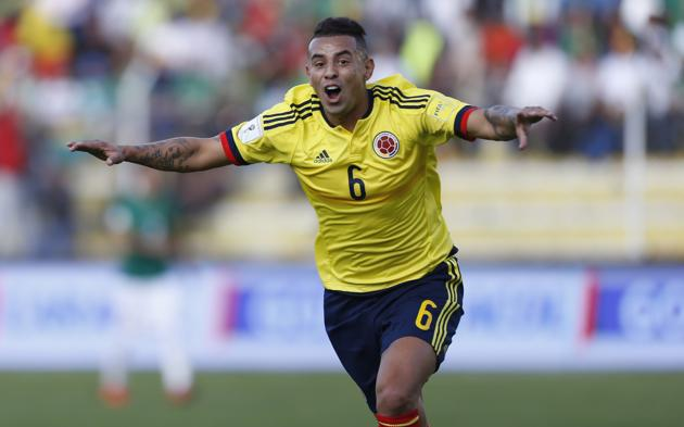 Colombia wint van Bolivia