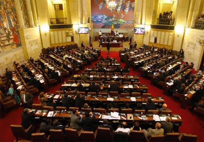 Herschikking in kabinet van Colombia