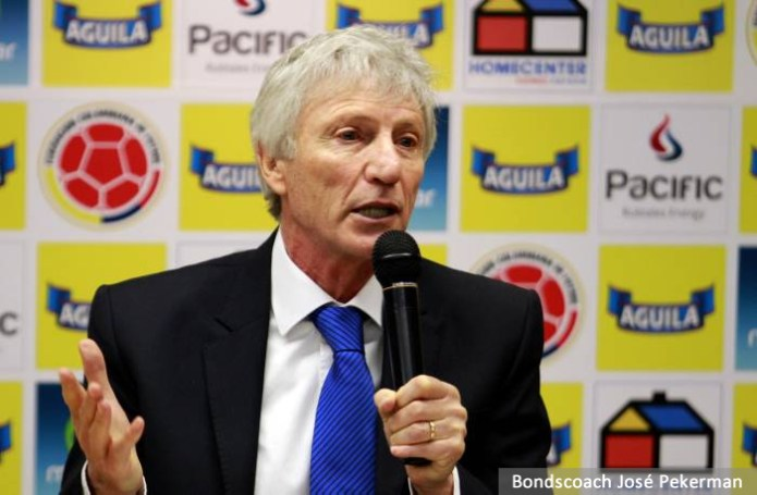 Colombiaanse selectie bekend