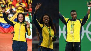 Nieuws-Colombia-3x-goud-Olympische-Spelen-Rio