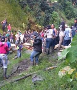 14 doden en 35 gewonden bij busongeluk in Sabanalarga