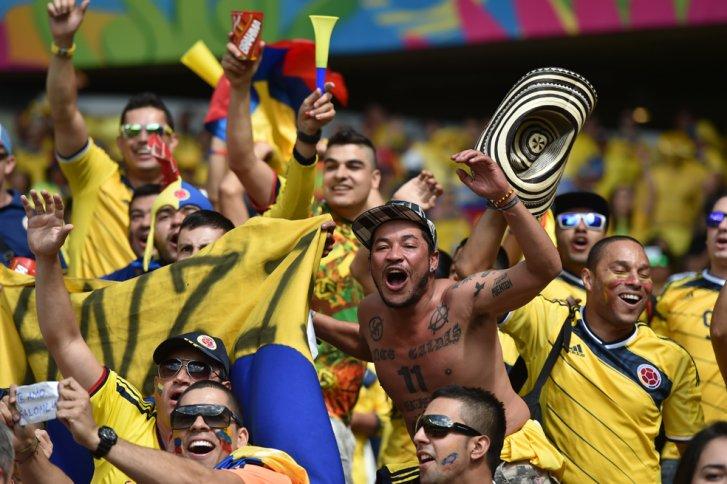 Colombia is tweede gelukkigste land ter wereld volgens onderzoek Gallup
