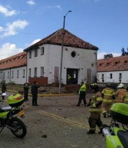 Zeker negen doden bij aanslag op politieacademie in Bogotá