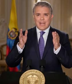 President Duque maakt bezwaar tegen vredestribunaal