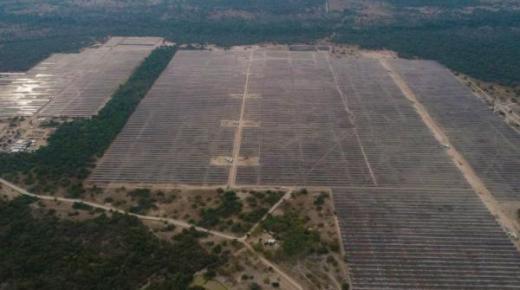 Grootste zonnepark van Colombia geopend
