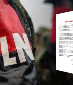 Guerrillabeweging ELN kondigt staakt-het-vuren aan tijdens Semana Santa