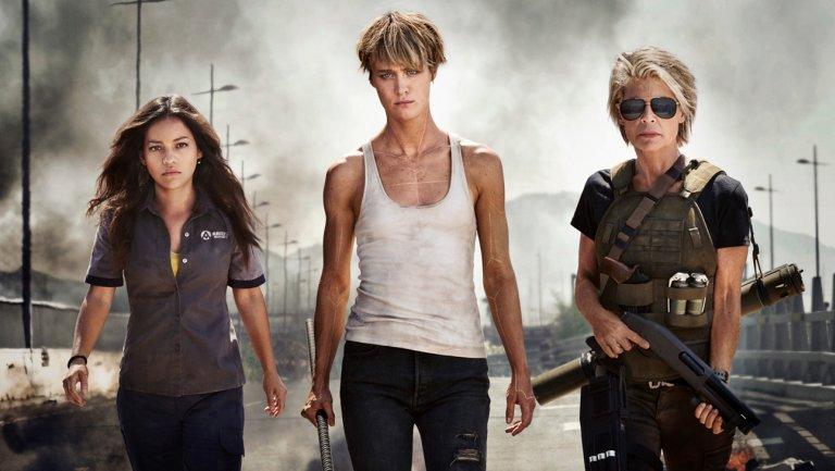 Trailer Terminator 6 uit met Colombiaanse actrice Natalia Reyes