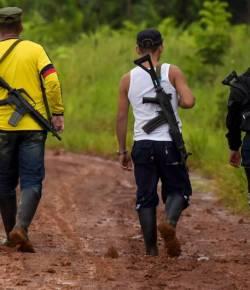 Sinaloa-kartel actief in Zuid-Colombia
