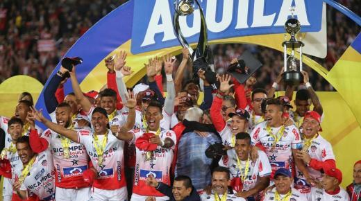 Atlético Junior landskampioen van Colombia