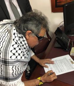 Voormalige FARC-leider Jesús Santrich toegetreden tot congres