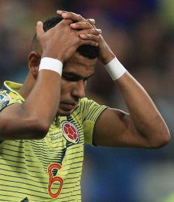 William Tesillo bedreigd vanwege missen penalty Copa América