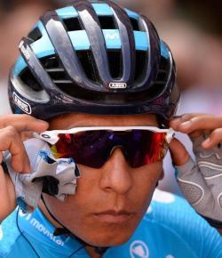 'Nairo Quintana verlaat Movistar'