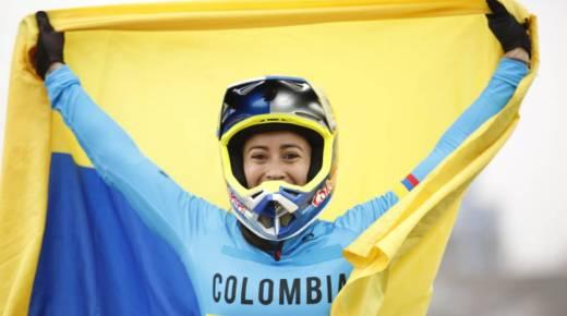 Mariana Pajón pakt goud op Pan-Amerikaanse Spelen in Lima