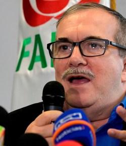 Politieke partij FARC roept ex-guerrillero's op om de wapens niet op te nemen