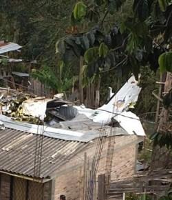 Zeven doden door vliegtuigcrash in Cauca