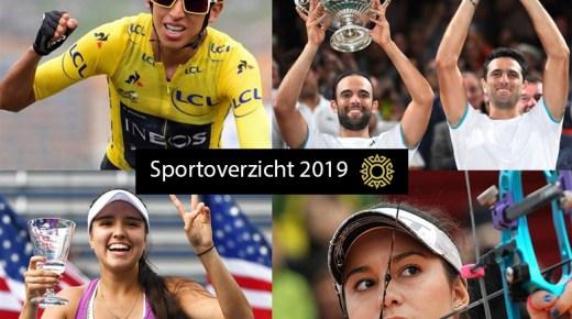 2019, een historisch jaar voor de Colombiaanse sport