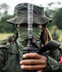 ELN houdt 3 dagen lang gewapende blokkades