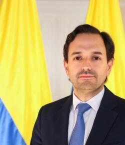 Diego Mesa Puyo is de nieuwe minister van Mijnbouw en Energie