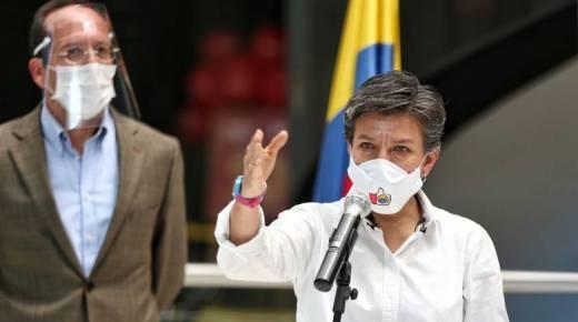 Bogotá terug naar strenge lockdown