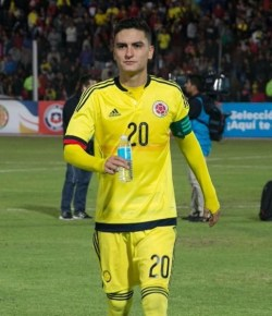 'Ajax aast op 23-jarige Colombiaan Eduard Atuesta'