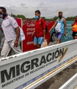 Land- en watergrenzen Colombia blijven gesloten tot 1 november